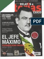 REVISTA RELATOS E HISTORIAS DE MÉXICO, ARTÍCULO DE IGNACIO ALMADA BAY Y ÁLVARO MATUTE