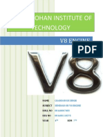 V8 Engine Seminar