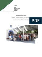 Geografía e Historia. Práctica Huaxtepec