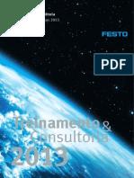 Programa o de Cursos FESTO 2013