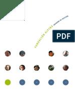 Informe de gestión 2009 Fundación Alpina
