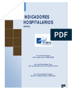 Indicadores de Hospitalizacion 2010