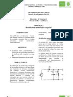 Informe 1 - Electronica de Potencia