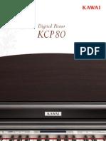 Kawai+KCP80+Brochure