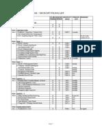 Filing List