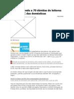 Folha responde a 70 dúvidas de leitores sobre a PEC das domésticas