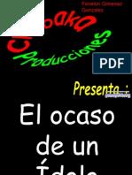 Fenelon Gimenez Gonzalez El Ocaso de Un Idolo-3389
