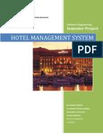 SRS Hotel Management System