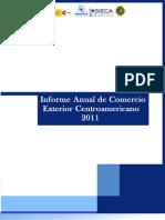 Informe de Comercio Centroamericano 2011