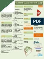 18-Curso de Calculo de Estructuras Metalicas Con Nuevo Metal 3D v.2012