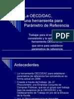 Visión global de la aplicación de la herramienta de evaluación de adquisición OECD/DAC
