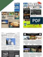 "Kuta Weekly-Edition 344 ""Bali's Premier Weekly Newspaper"""