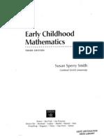 EarlyChildhood Mathematics