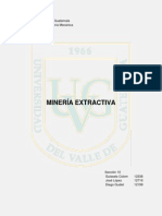 Minería Extractiva