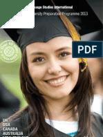 LSI University Preparation Brochure
