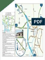Bar Hill Cambridge Map