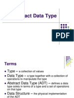 Abstract Data Type10
