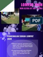 Lompat Jauh-slaid Powerpoint