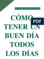 ComoTenerUnBuenDIa - Norman Vincent Peale