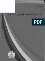 Kamus Aceh 1