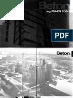 Beton według PN-EN 206-1