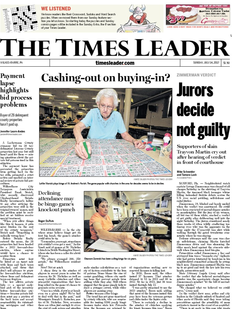Times leader 07 14 2013 abortion crimes fandeluxe Choice Image