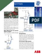 ADC3 en REVA 2009 Lift Magnet Supply