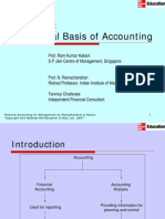 Financial Accounting for Management