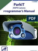ParkIT Programmers Manual