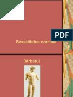 Sexualitatea normala