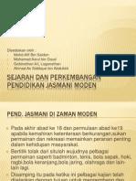 Sejarah PJ Moden