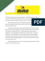 Ultra Tech