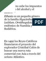 El Gobierno Sube Los Impuestos Especiales Del Alcohol y El Tabaco