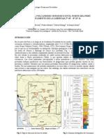 Evolucion Del Volcanismo Cenozoico en El Norte Del Peru