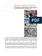RECYCLED AGGREGATES In CONCRETE