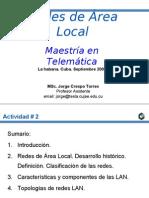 Conf 2 Generalidades LAN Sept 2006