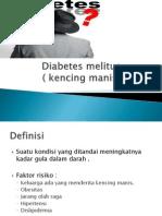 Diabetes Melitus Dr Mario