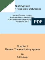 Msn Respiratory Niv 2012