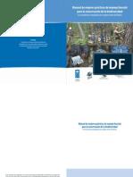 Manual de mejores prácticas de manejo forestal para la conservación de la biodiversidad