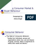 Analysing Consumer Market & Buyer