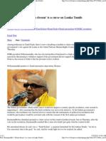 Karunanidhi's 'Eelam dream' is a curse on Lanka Tamils