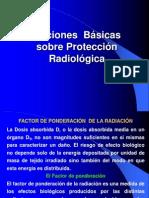 Proteccion Radiologica Clase 2
