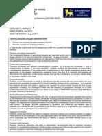 MKT7014 Managing Marketing RESIT 2 Assignment