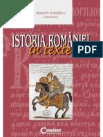 Bogdan Murgescu - Istoria României în texte