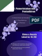 100910248 Bab 2 Sistem Raja Di China