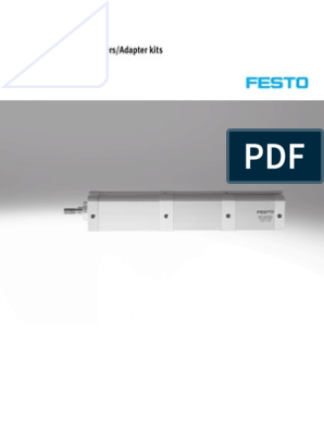 Cylinder Joint End BRAND NEW Festo CRSGS-M16x1.5 195584