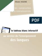 Groupe 6 AIGEME IFD 2013 03 TBI Pour l Enseignement Des Langues AIGEME
