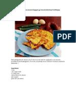 omleta spaniola