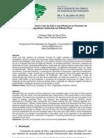 Dinâmica da Cobertura e Uso do Solo e sua Influência no Processo de Degradação Ambiental em Gilbués-Piauí