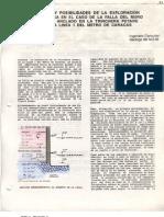 60-1992 Limites y Posibilidades de La Exploracion Geotecnica en El Caso de La Falla Del Muro Anclado en La